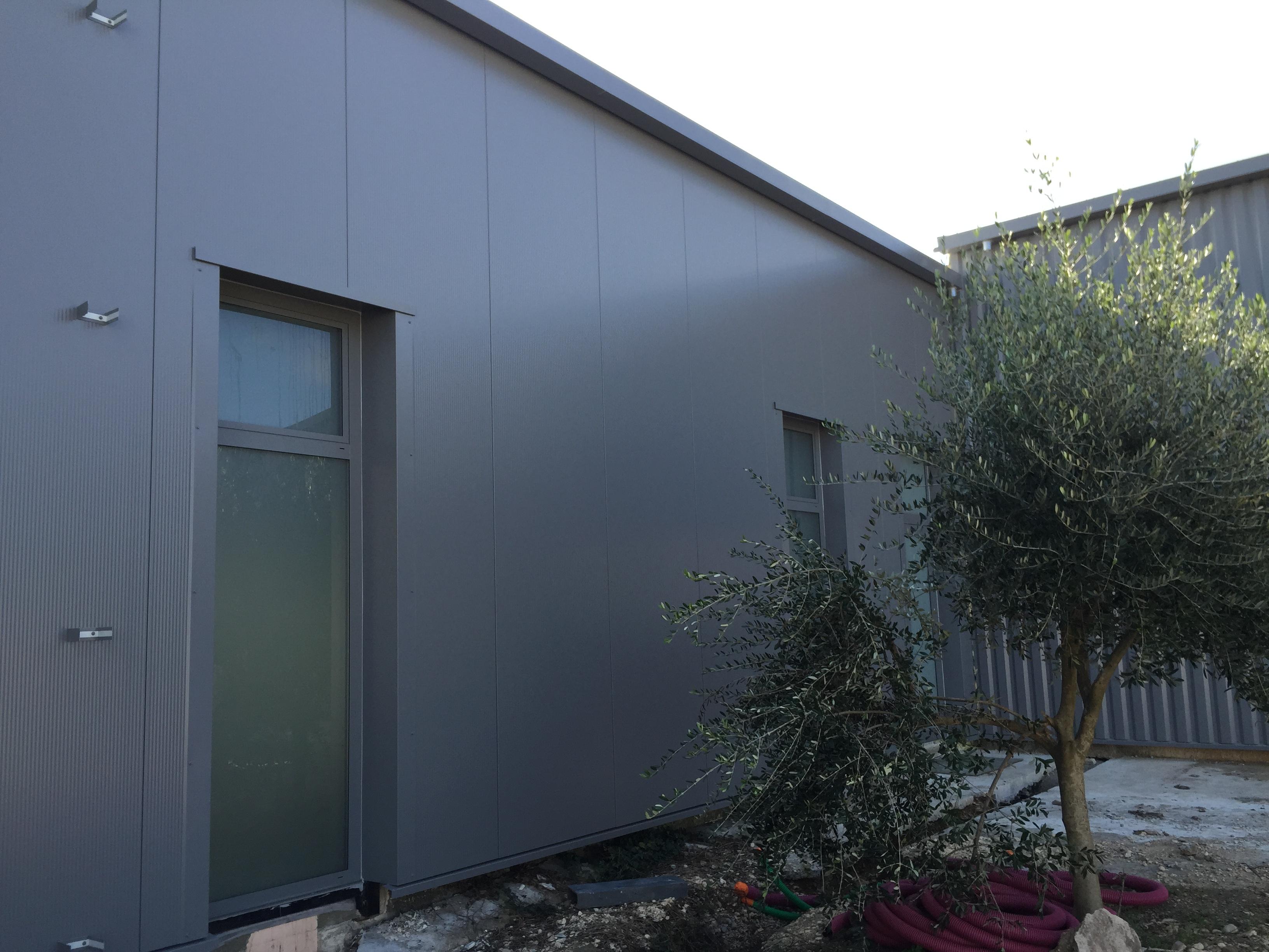steel home r habilitation et extension maison en charpente m tallique eccm84 etudes. Black Bedroom Furniture Sets. Home Design Ideas