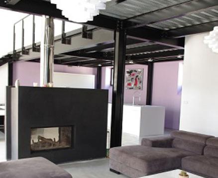 Steel Home | ECCM84: Etudes, Coordination, Construction Métallique