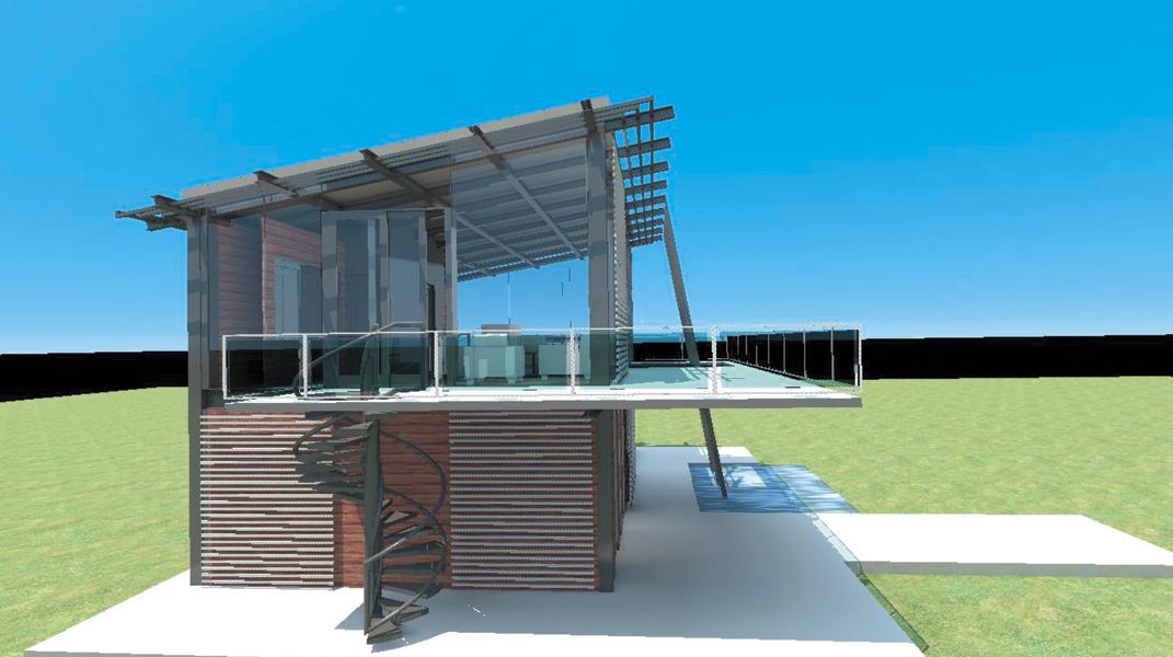 constructeur maison acier ventana blog. Black Bedroom Furniture Sets. Home Design Ideas